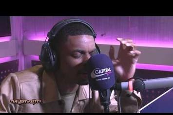 Vince Staples Freestyles On Tim Westwood
