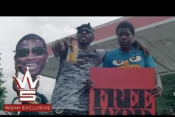 "Bankroll Fresh ""Free Wop"" Video"