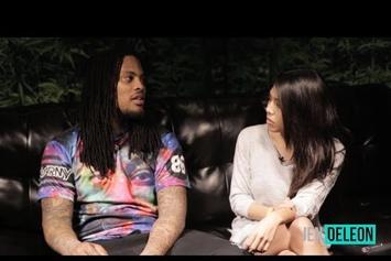 Waka Flocka Gives Advice To Aspiring Rappers
