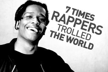 7 Times Rappers Trolled The World