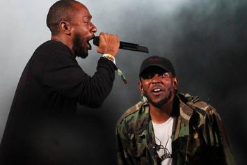 "Kendrick Lamar Brings Out Mos Def To Perform ""Alright"" At Osheaga"