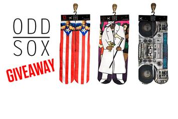 """""""Back To School"""" Odd Sox Giveaway"""