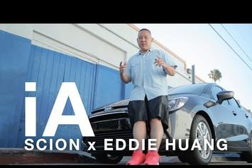Eddie Huang Kicks It With Cam'ron, Vince Staples, & DJ Prince Paul