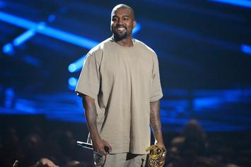 Kanye West Was Reportedly Set To Perform At This Year's VMAs