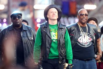 """Melle Mel: Macklemore's """"Downtown"""" Is """"Definitely A Good Look For Hip-Hop"""""""