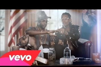 "2 Chainz Feat. Wiz Khalifa ""A Milli Billi Trilli"" Video"