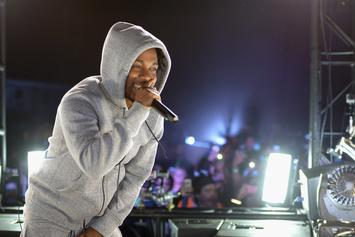 """Kendrick Lamar Shares """"Kunta's Groove Sessions"""" Tour Dates, Jay Rock To Support"""