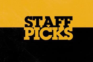 Staff Picks Playlist (October 16)