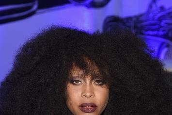 Erykah Badu To Release New Mixtape Next Week