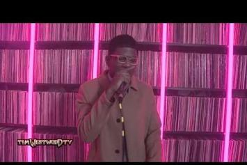 Mick Jenkins Freestyles On Tim Westwood