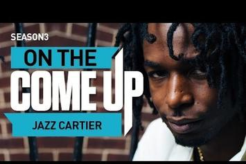 On The Come Up: Jazz Cartier