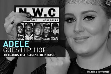 Adele Goes Hip-Hop: 10 Tracks That Sample Her Music