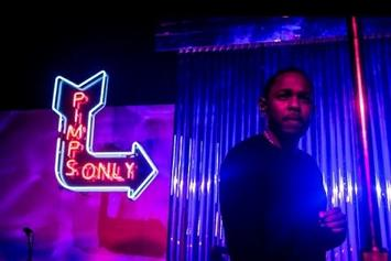 Kendrick Lamar Delivers Speech During NYC Show, Thanks Fans