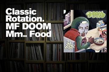 "Classic Rotation: MF DOOM's ""Mm..Food"""