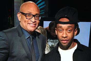 Ty Dolla $ign Debates Black Emojis On The Nightly Show