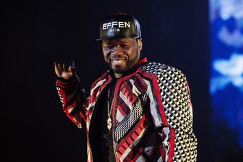"""50 Cent Clowns Rick Ross For """"Black Market"""" Sales Numbers"""