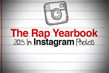 The Rap Yearbook: 2015 In Instagram Photos