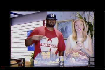 "Ghostface Killah Feat. Killah Priest ""Wu Goo"" Video"