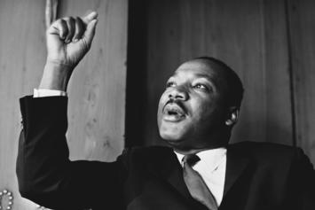 Hip Hop Celebrates MLK Day On Social Media