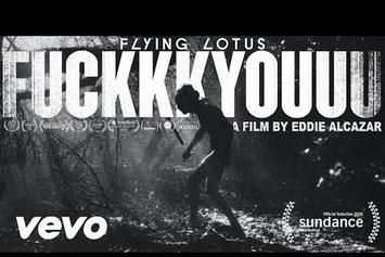 "Flying Lotus ""F*CKKKYOUUU"" Short Film"