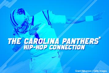 The Carolina Panthers' Hip-Hop Connection