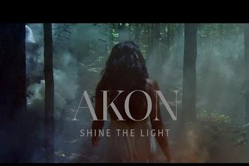 "Akon ""Shine The Light "" Video"