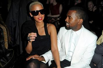 Kanye West Responds To Amber Rose's Claims