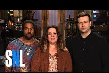 Kanye West Stars In SNL's New Promo Ad