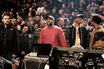Kanye West Shares New Tracklist, Rips Into MediaTakeOut On Twitter