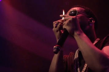 "Juicy J's ""The Hustle Continues"" Tour Documentary"