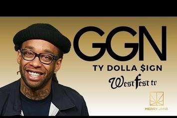 Ty Dolla $ign On Snoop Dogg's GGN