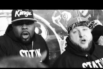 "STATIK KXNG Feat. Termanology ""Let's Go"" Video"