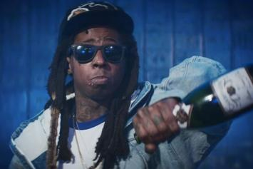 Lil Wayne Stars In Samsung's Galaxy S7 Commercial