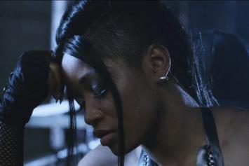 "Keke Palmer Feat. Jeremih ""Enemiez"" Video"