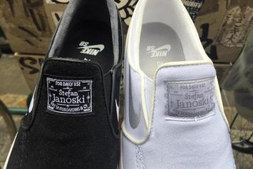 Nike Is Turning The SB Janoski Into A Slip On