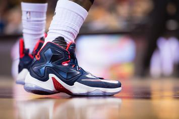 LeBron James Sells Way More Sneakers Than Other NBA Players