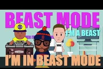 "PRhyme Feat. Logic ""Mode"" Lyric Video"