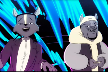 """A$AP Rocky & A$AP Ferg Are Rapping Bodega Cats On HBO's """"Animals"""""""