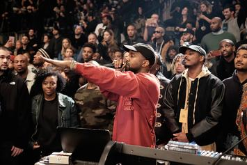 "Kanye West Releases ""The Life Of Pablo"" On Spotify & Apple Music"
