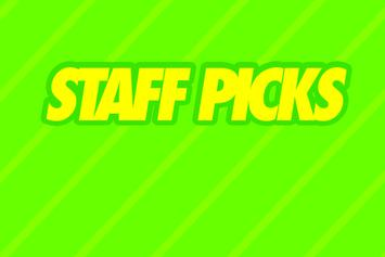 Staff Picks Playlist (April 1)