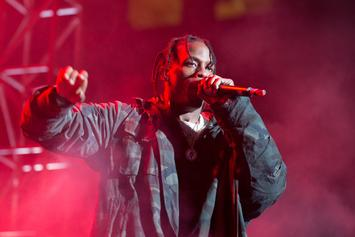 Travis Scott Previews New Single With Young Thug