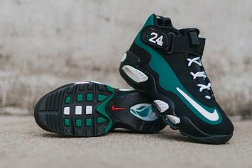 "The Nike Air Griffey Max 1 ""Emerald"" Is Making A Comeback"