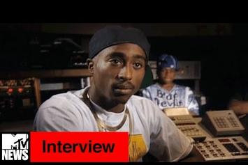 Tupac Rails Against Donald Trump And Greed In Unearthed 1992 Interview