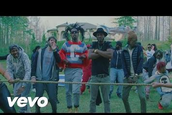 "Trinidad James Feat. Lil Dicky, Mystikal ""Just A Lil Thick"" Video"