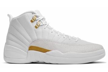 "OVO Air Jordan 12 ""White"" Rumored To Release This Summer"