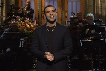"""Watch Drake's Hilarious Opening Monologue On """"Saturday Night Live"""""""