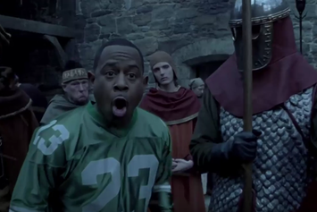 """There's A New Game Of Thrones Parody Featuring The """"Black Knight"""" Martin Lawrence"""