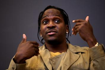 "Pusha T Recalls The Email Exchange With Jay Z That Led To ""Drug Dealers Anonymous"""