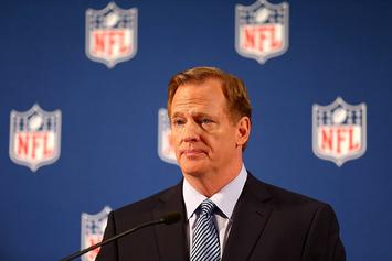 The NFL's Twitter Account Was Hacked By Someone Who Wants Roger Goodell Dead
