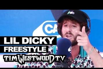 Lil Dicky Freestyles On Tim Westwood